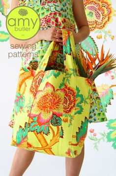 Look for the link on the bottom right of this page for free Amy Butler patterns...quilts, pillow cases, wall art, bags, necklace, scarf, softie, cushions...and stuff!