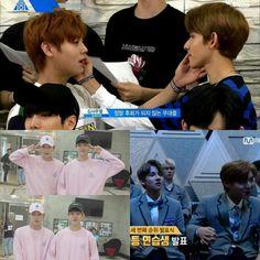 Produce 101 Season 2, Kdrama, Haha, Kpop, Famous People, Youth, Korean, Boys, Baby Boys