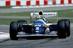 1994 - San Marino - Williams - Ayrton Senna
