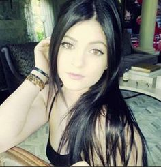Kylie Jenner's Hair upgrade, black hair, long hair, how to, Celebrity Hair, Kylie Jenner