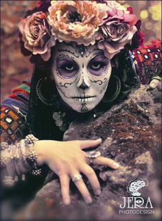 Calavera Gothic Make Up