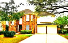 Click here to get more details on What is a Homestead Exemptions.