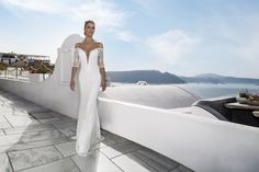 "Fall 2016 ""Santorini"" Bridal Collection By Julie Vino - Fashion Craze"