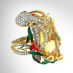 Exquisite fine jewellery with a charitable twist