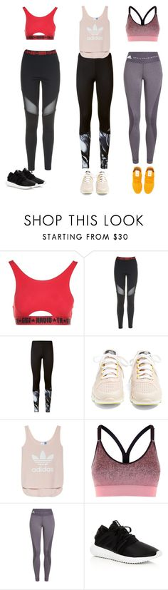 """""""Sporty girl"""" by audrey-balt ❤ liked on Polyvore featuring Tommy Hilfiger, adidas and adidas Originals"""