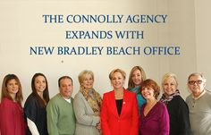 Coaster The Connolly Agency Expands with New Bradley Beach Office