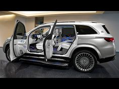 2021 Mercedes-Maybach GLS 600 - Gorgeous Luxury SUV in details - YouTube