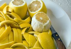 Lemon Peel Heals Joints: Recipe After Which You Will Wake Up Without Pains
