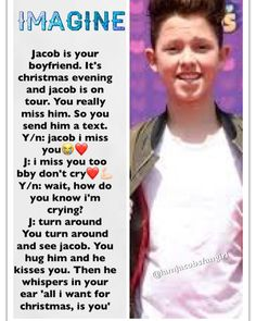 I don't like Jacob but this would be awesome with someone else