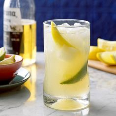 Cerveza Margaritas Recipe -One sip of this refreshing drink and you'll picture sand, sea and blue skies that stretch for miles. It's like a vacation in a glass, and you can mix it up in moments. What are you waiting for? —Christina Pittman, Parkville, Missouri