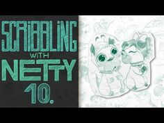 SA KYAT! - Scribbling with Netty (10) - YouTube