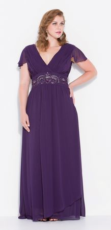 This stylish dress is one of the best and can be worn to a wedding, party, prom or just an evening out. Price:$134.00