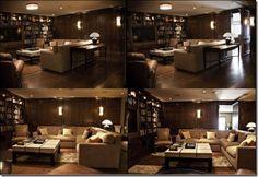 The hidden room its self