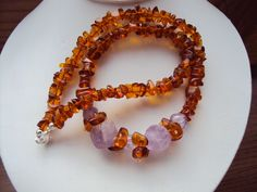 'Amber and Amethyst' is going up for auction at  6am Thu, Jun 7 with a starting bid of $13.