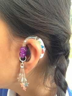 Hearing aid decoration tutorial http://www.hearingaidscentral.com/Hearing-Aid-Options_ep_96.html