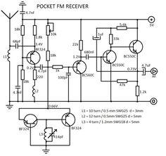 Small FM Receiver