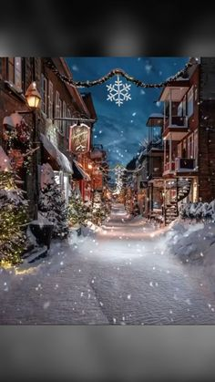 Christmas In Quebec 🇨🇦 Ft. Dean Martin 🎼 Let It Snow ❄️ — – A. Christmas In Quebec 🇨🇦 Ft. Dean Martin 🎼 Let It Snow ❄️ — Christmas in Quebec ❄️🎄 Turn on the sound and enjoy the music 😍 Christmas Scenery, Winter Scenery, Christmas Music, Winter Christmas, Vintage Christmas, Christmas Time, Merry Christmas Wishes, Christmas Quotes, Blue Christmas