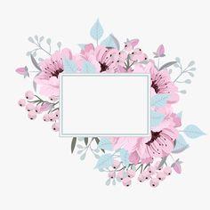 Framed Wallpaper, Flower Background Wallpaper, Flower Phone Wallpaper, Glitter Background, Nature Wallpaper, Background Banner, Vector Background, Vintage Flower Backgrounds, Flower Graphic Design