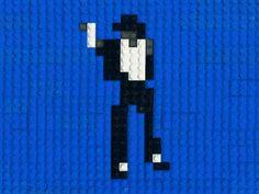 darylfranz:    マイケルジャクソンのダンスをレゴで再現したアニメーションが素敵すぎ - ぁゃιぃ(゚ー゚)NEWS 2nd