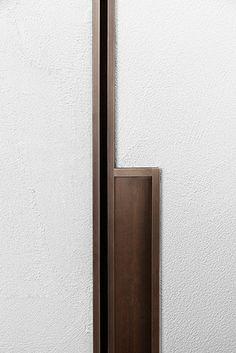 door handle detail