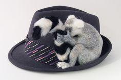 ワオキツネザル(ring-tailed lemur )