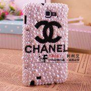 Fashion brand C&C pearl elegant phone case for Samsung galaxy No
