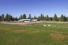 Bend, Oregon: Rakkan Equestrian Center