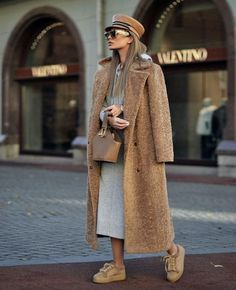 Perfect Winter Outfits To Try This Year - Fashion Looks 2019 Source by fashion 2019 Fashion Blogger Style, Look Fashion, Trendy Fashion, Fashion Models, Winter Fashion, Girl Fashion, Fashion Outfits, Fashion Coat, Fashion 2018
