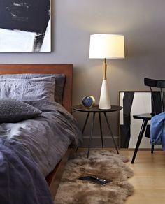 Masculine 1-bedroom
