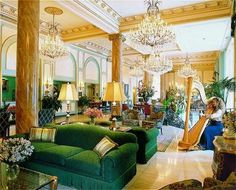 Le Pavillion Hotel Hotel in New Orleans, Louisiana