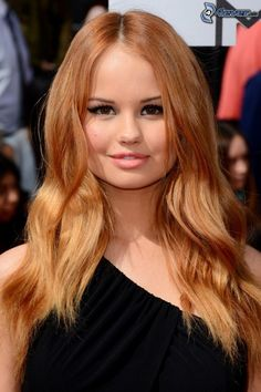 Debby Ryan Hair Color Formula with Organic Way (Oway)'s professional, ammonia-free Hcolor line. You'll need 8.34, 8.3 and...