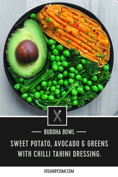 Healthy fats, complex carbs and quality protein all in this balanced sweet potato buddha bowl. I used to get so worked up trying to get as many colours as possible in my buddha bowls when I began my plant-based journey. At the time, Buddha bowls were trendy, and the top bloggers were continually raving about eating …Continue Reading