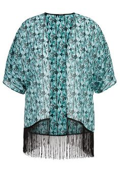 plus size chiffon kimono with fringe (original price, $36) available at #Maurices