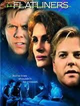 """Linia Życia"" (1990) = ""Flatliners"" (1990), Kevin Bacon (the best...!), Kiefer Sutherland, William Baldwin, Oliver Platt and Julia Roberts"