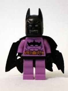 Lego Space Batman minifigure from set 76025 sh146 Super Heroes DC Marvel