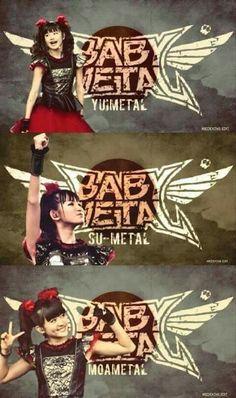 Babymetal....