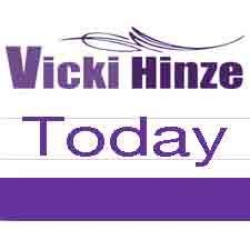 Vicki Hinze. Vicki Hinze Today Book News