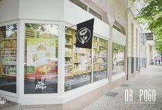 Dr. Pogo Veganladenkollektiv // veganer Naturkostladen in Neukölln