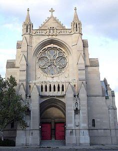 Beautiful St Paul's, in Detroit