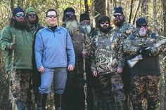 Christian Chronicle » news » top stories » Faith, family and ducks: Behind the scenes of 'Duck Dynasty'
