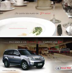 Aviso Intriga - Campaña contra la compra de autos de segunda.