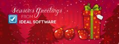 Season's Greetings from Ideal Software 2016