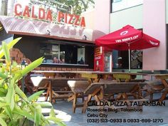 Cebuanos, bask in the fun with the whole family over a lavish pizza selection of your all-time Calda Pizza faves.  #CaldaPizza #pizzadelivery  Visit or call: CALDA PIZZA TALAMBAN Rosedale Bldg., Talamban Cebu City (032) 513-0933 & 0933-699-1270