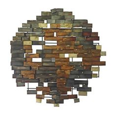 Metal Mosaic Metal Wall Art $349.95                              …