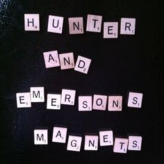 Fun way to tie Hubs & my favorite game together in a DIY craft for the kiddos. Have been searching for some mod magnetic letters for the fridge & finally decided to make my own! Magnetic Letters, Fun Diy Crafts, Scrabble, Searching, Magnets, Tie, Quilts, Girls, Modern