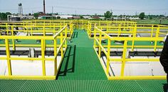 Eco Pultrusions - Leader of Fiberglass Profiles Manufacturers: GRP Grating, FRP Grate