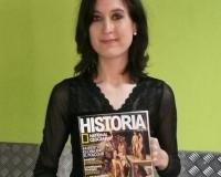 Un reportaje de María Lara, portada de la revista 'Historia' de 'National Geographic'