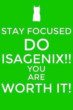 Isagenix is amazing! 30 day money back guarantee! www.allisonrafeiro.isagenix.com