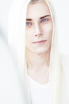 """Illuminati""  MD: Valery  2015  #anpie #anpiephotography #longhairedguys #elf #beauty #angel #inspiration #androgyny #androgynousmodel"