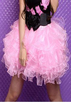 3aafd1e2c626 Sexy Ruffled Skirt - eyecandybeachwear.com Tulle Mini Skirt, Mini Skirt  Style, Black
